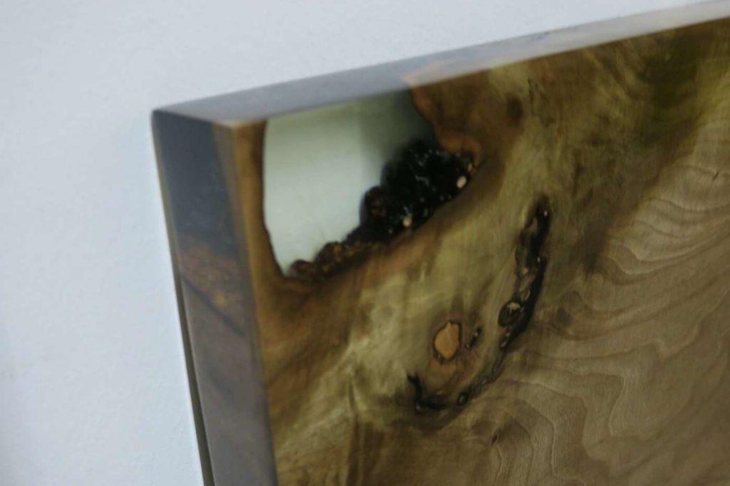 Столешница для кухни из эпоксидки
