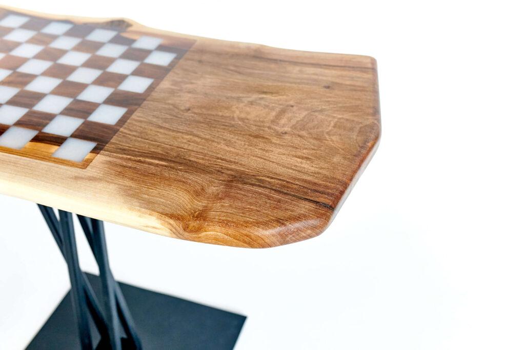 Уникальный журнальный стол от Ace Wood